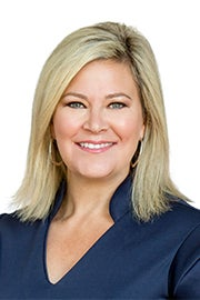Photo of MPP Christine Hogarth