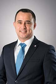 Photo of MPP Michael Parsa