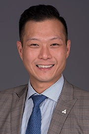 Photo of MPP Stan Cho